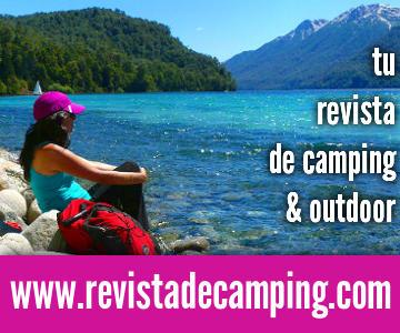 Revista de camping y Outdoor. Magazine de outdoor